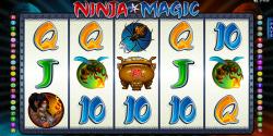 Der Ninja Magic Spielautomat