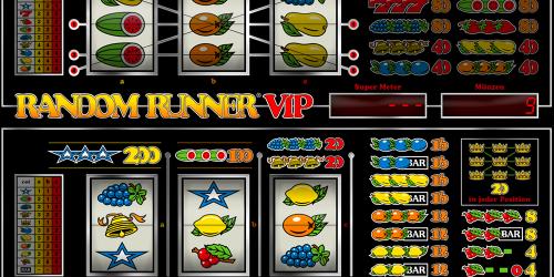 Random Runner VIP von Novline