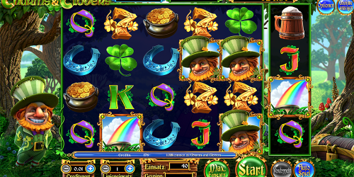 Charms & Clovers von Betsoft Gaming