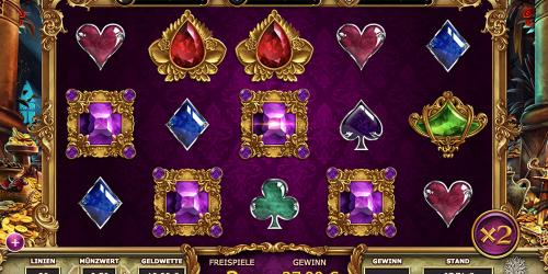 Empire Fortune von Yggdrasil