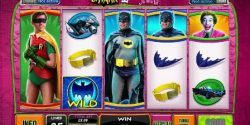 Playtech Online Casinos erwarten neue Batman Slots