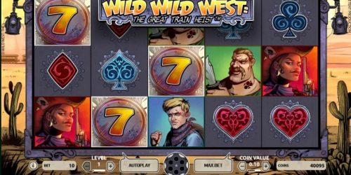 Den Wilden Westen mit dem Wild Wild West Slot entdecken