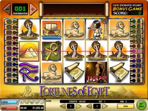 slot-machine-preview-fortunes-of-egypt
